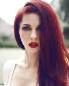 scarlet hair color hair dye 2015 2016 fashion trends 2016 2017