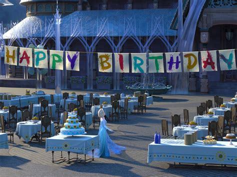 film frozen happy birthday anna nieuwe korte disney animatiefilm frozen fever
