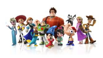 Like Disney Infinity Disney Infinity 2 0 May Include Marvel Characters
