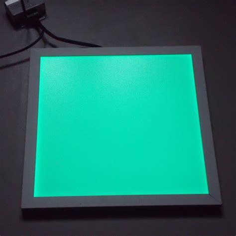 Lu Led Rgb dalle lumineuse led rgb 30 x 30 pour murs et plafonds avec