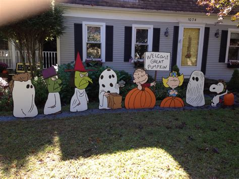 brown yard decorations 28 images 42 quot peanuts