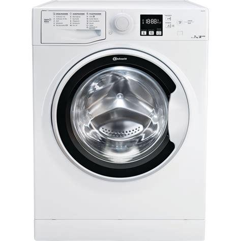 Waschmaschine Bauknecht by Bauknecht Frontlader Waschmaschine 7 Kg Wa Soft 7f41