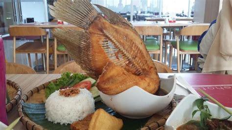 Kipas Angin Untuk Ayam gurami kipas krispi dan ayam kalasan dua menu baru di lime resto favehotel palembang