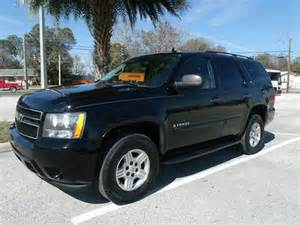 buy used chevy tahoe ls 8 passenger suv 3rd row seat one