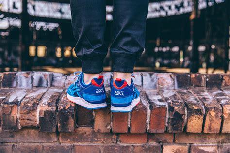 Mita X Asics Gel Lyte V Trico mita sneakers x asics gel lyte v quot trico quot le site de la