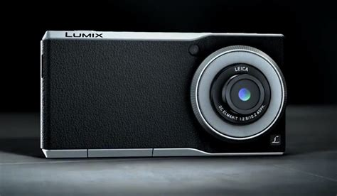 Hp Panasonic Lumix Dmc Cm1 panasonic lumix dmc cm1 with 1 inch 20 mp rear sensor 2 gb ram and qualcomm