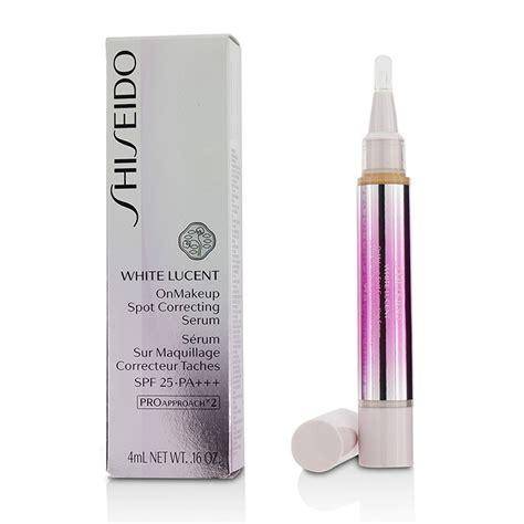 Shiseido White Lucent Serum shiseido new zealand white lucent onmakeup spot