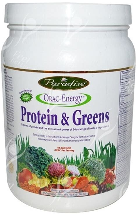 Wheat Protein Isolate Protein Greens Formula With Pea Protein Isolate Barley
