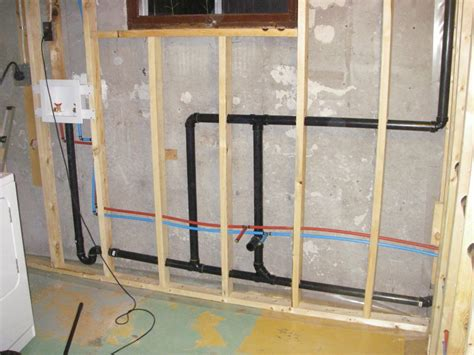 how to install a bathroom in your basement 15 best basement bathroom plumbing basement