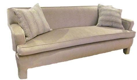 post modern home 187 modern bench seat sofa