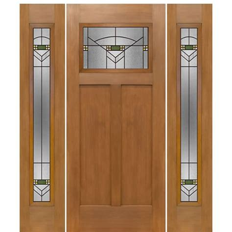escon doors ff621gr 1 2 douglas fir grain fiberglass