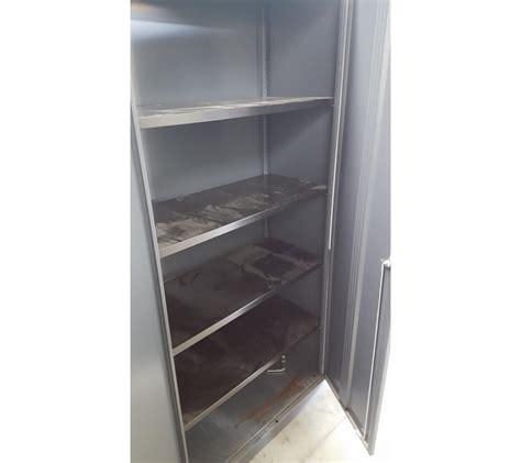 armoire metallique armoire m 233 tallique grise anthracite 2 portes faillites info
