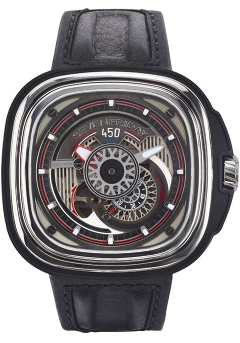 seven friday rod p3c 01 automatic limited edition