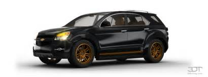 tuning chevrolet equinox 2010 accessories and