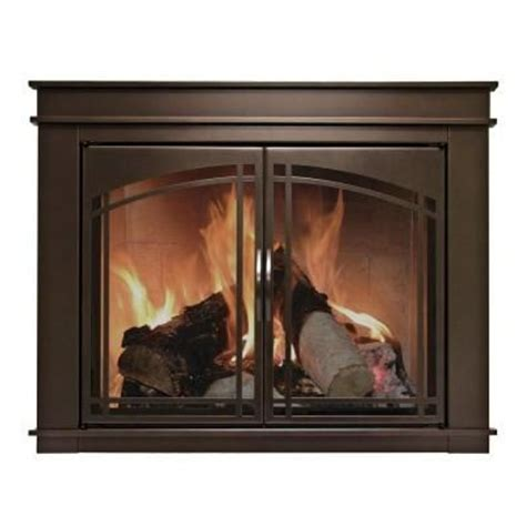 17 best ideas about fireplace doors on
