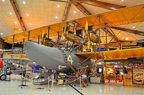 flying boat pensacola navy curtiss nc 4 national naval aviation museum