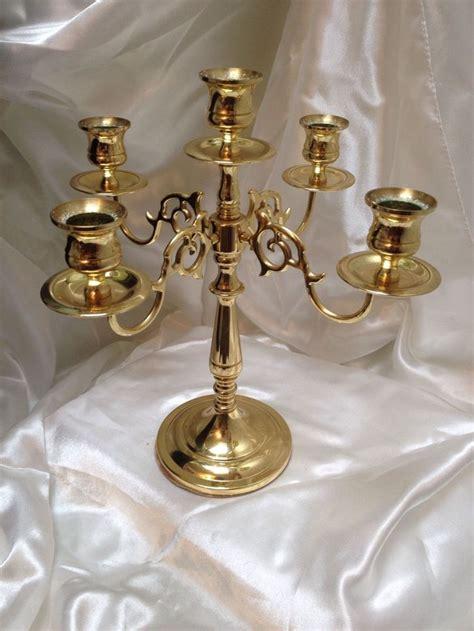 baldwin brass chandelier lighting vintage baldwin brass five 5 light 12 quot candelabra