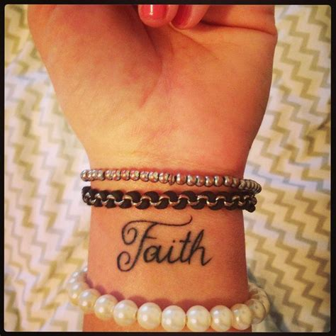 small faith wrist tattoos best 25 faith wrist tattoos ideas on wrist