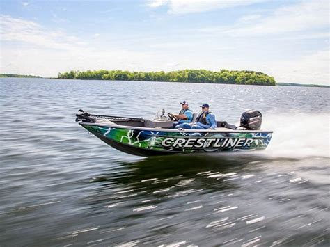 used crestliner boats in minnesota crestliner new and used boats for sale in minnesota