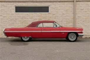 1962 Pontiac Bonneville 1962 Pontiac Bonneville Convertible 125229