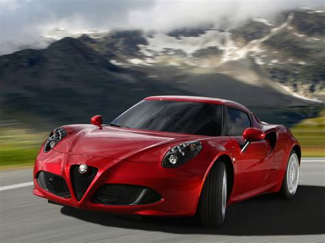 Alfa Romeo Supercar by 2013 Alfa Romeo 4c 970 Supercar 4 C H Wallpaper