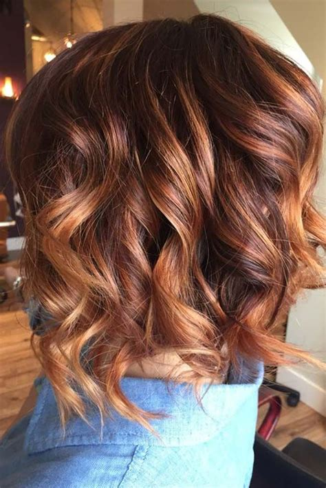winter hair colors 25 best ideas about trendy hair colors on