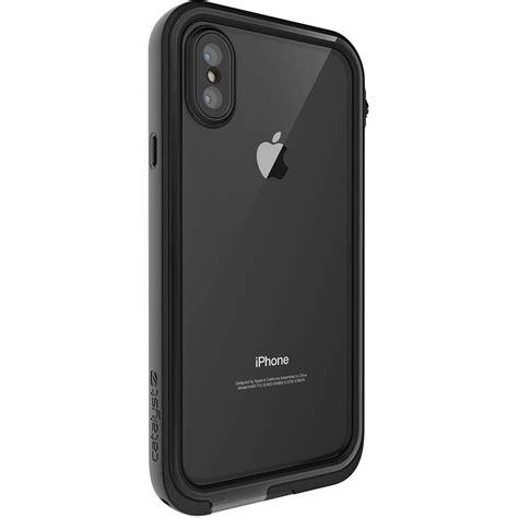 Is Iphone X Waterproof by Catalyst Waterproof For Iphone X Stealth Black