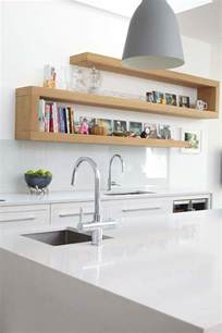 Ideas For Kitchen Shelves by Interesting And Practical Shelving Ideas For Your Kitchen