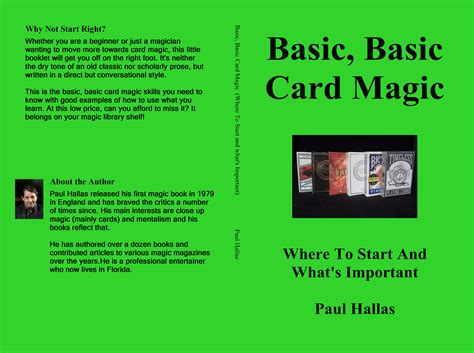 basic card basic basic card magic by where to start and what s