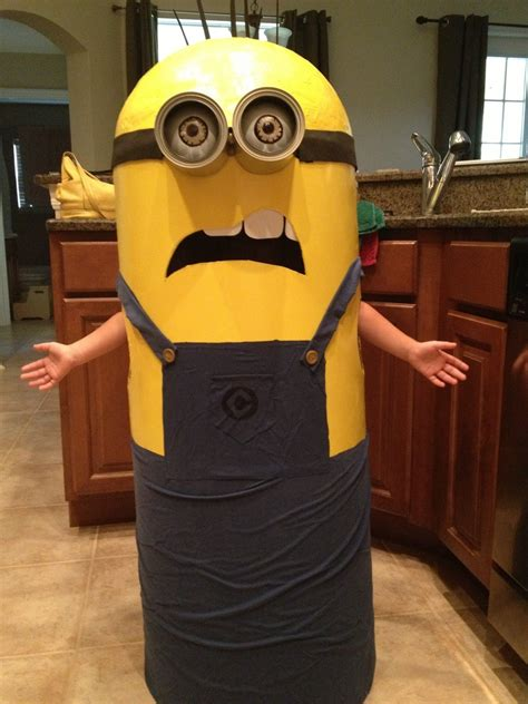 how to make a minion costume diy projects craft ideas my minion costume pics