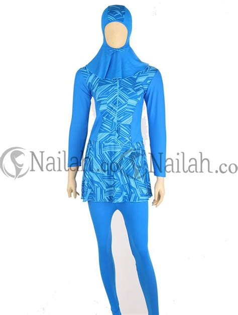 Baju Renang Bahan Lycra Baju Renang Muslimah Yessy Harga Rp 189 000 Yang