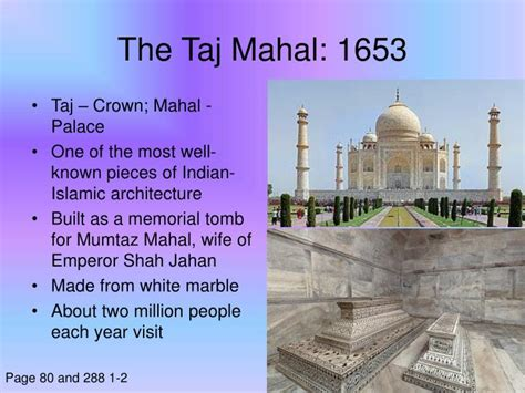 Ppt Ancient Indian Architecture Powerpoint Presentation Ppt On Taj Mahal