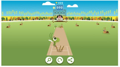 doodle jump world cup teams celebrates icc 2017 s cricket world cup with