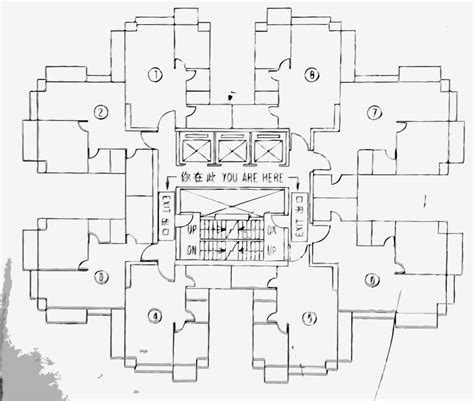 clipart architectural floor plan