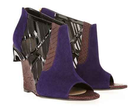 Duo Suede Color Rotelli Boots mechante of x william tempest fall 2011 r a w