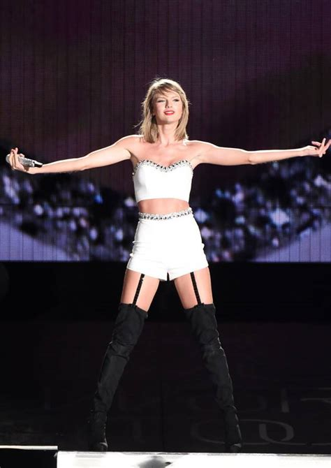 taylor swift concert 2019 usa sexy garters from taylor swift s fierce 1989 tour looks