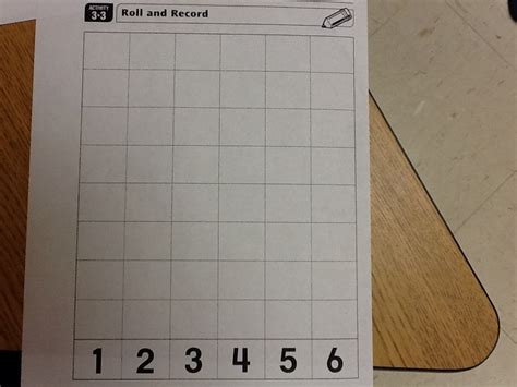 Roll Records Ipads In Kindergarten Differentiation With Everyday Math
