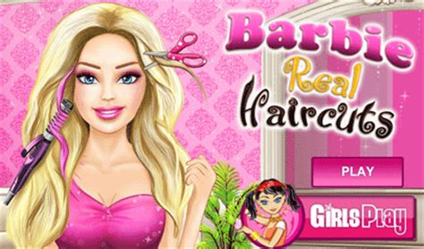 haircut games of barbies games barbie real haircuts