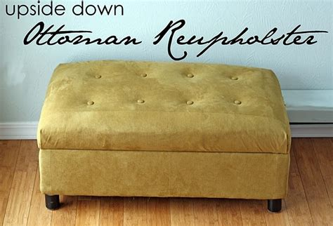 reupholster ottoman yourself 123 best diy upholstery images on furniture