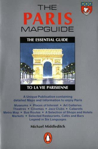 the london mapguide 8th 0241967368 libro the paris mapguide di michael middleditch
