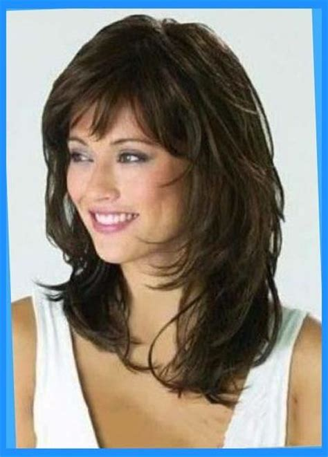 medium shag cut for over 50 medium layered shag hairstyles wigsbuy regarding medium