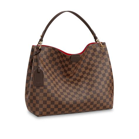 Home Decor Stores In Usa by Designer Handbag In Damier Canvas Graceful Mm Louis