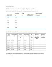 tutorial questions for c tutorial 5 questions q 4 explain how each of the