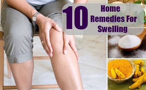 10 home remedies for swelling cure herbal