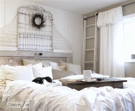 white bedroom ideas a salvaged white trash bedroom makeover from burn pile