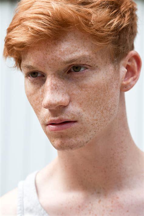 best haircut for ginger men oliver amck models ginger pinterest red heads