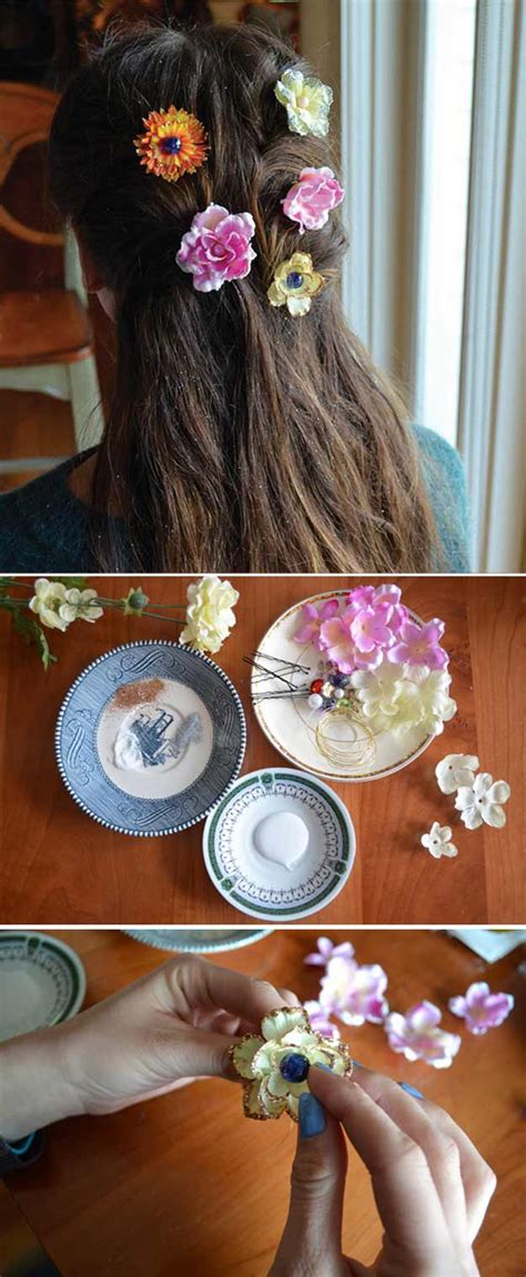 Easy Diy Hair Accessories by Easy Projects For Diy Projects Craft Ideas How To