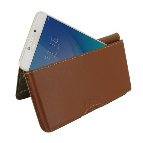 Samsung C7 One 46 Custom samsung galaxy c7 pro leather wallet pouch brown pdair sleeve