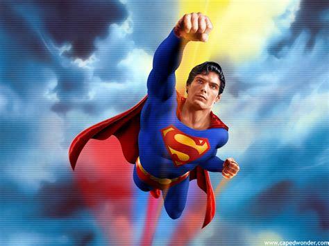 wallpaper cartoon superman superman superman the movie wallpaper 20439385 fanpop