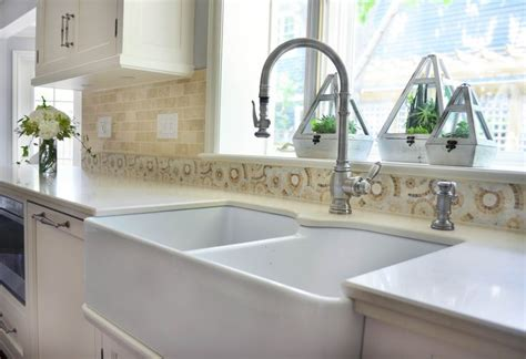 44 Best Images About Pulldown Faucets On Pinterest Apron Front Sink With Backsplash